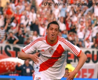 Funes Mori (FOTO: cariverplate.com)