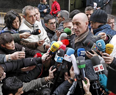 Luis Manuel Rubiales (AFE)
