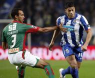 FC Porto vs Marítimo (José Coelho/LUSA)