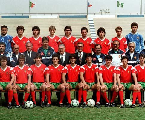 Homenagem aos campeões de 89 e 91  só João Pinto não faltou ... 2ba5ca3ec94c4