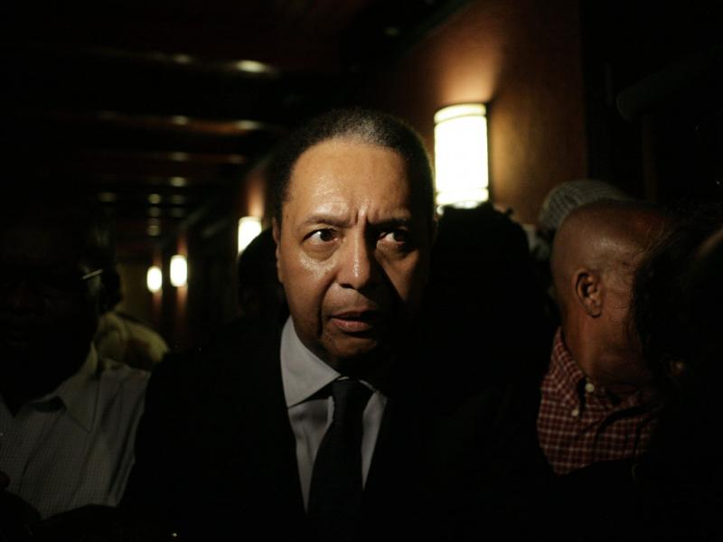 Jean Claude Duvalier, ex-presidente do Haiti - EPA/ANDRES MARTINES CASARES