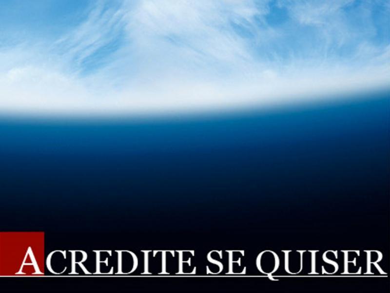 Acredite se Quiser
