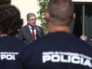 PSP ministro da Administração Interna