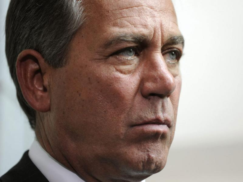 John Boehner - EPA/MIKE THEILER