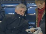 Ancelotti perde lugar para «avozinha»