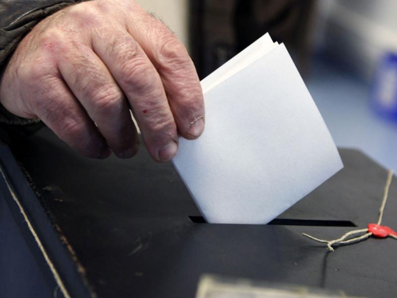 Eleições - ANTONIO COTRIM/LUSA