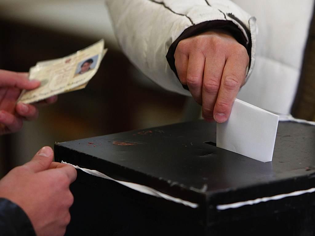 Eleições (arquivo)  /  GREGÓRIO CUNHA/LUSA