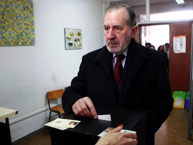 Eleições presidenciais - Ramalho Eanes /  ARMENIO BELO/LUSA