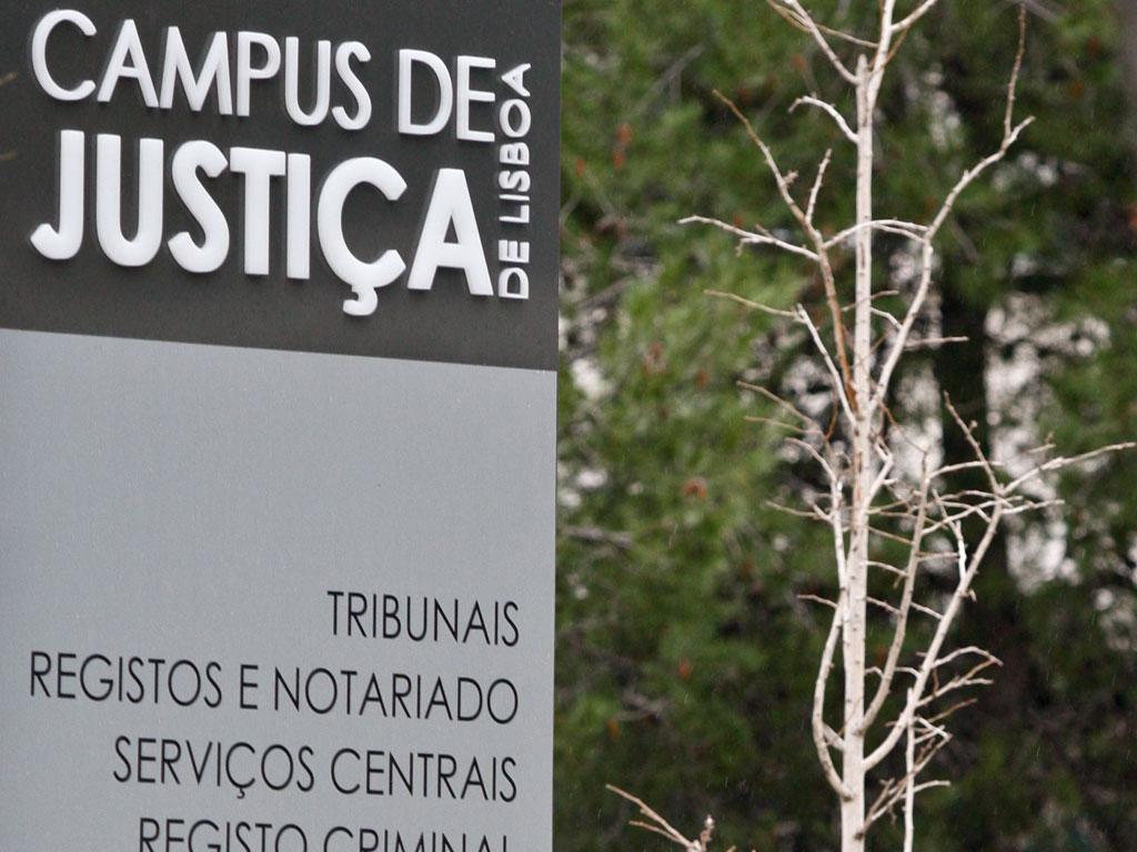 Campus da Justiça - MARIO CRUZ/LUSA
