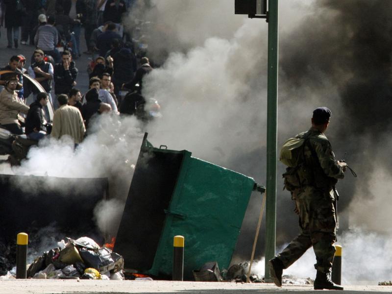 Líbano - EPA/NABIL MOUNZER
