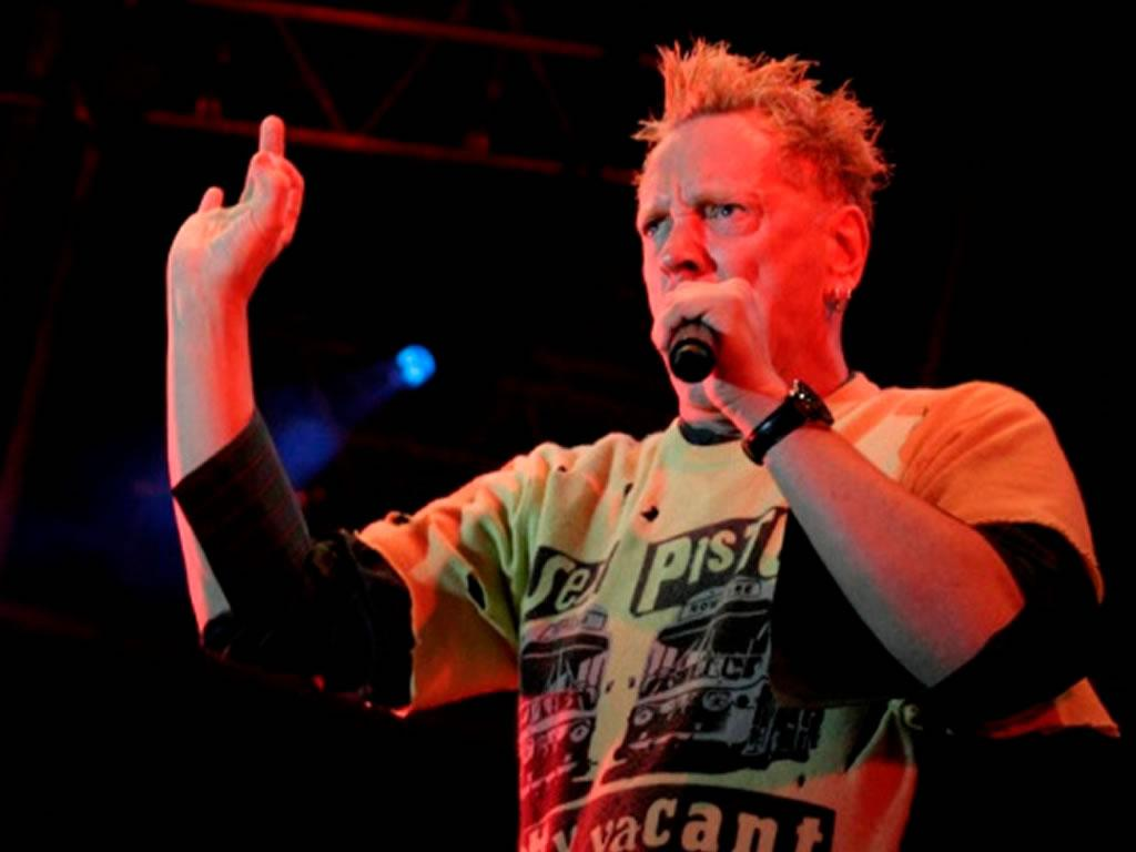Sex Pistols no Paredes de Coura 2008 (Lusa)