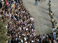 Protestos no Egipto (EPA/HANNIBAL HANSCHKE)