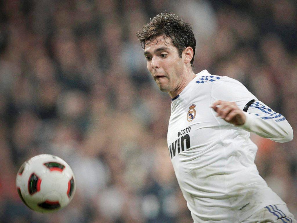 Kaká frente à Real Sociedad (EPA)