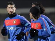 Cristiano Ronaldo, Bruno Alves e Danny