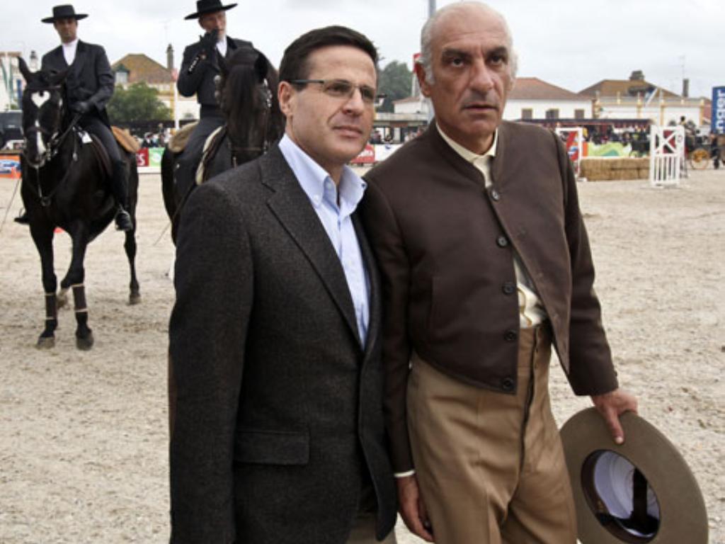 António Serrano, ministro da Agricultura