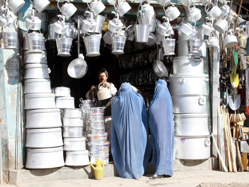 Afeganistão - EPA/JALIL REZAYEE