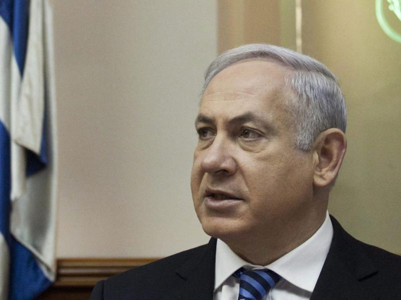 Benjamin Netanyahu (EPA/TOMER APPELBAUM )