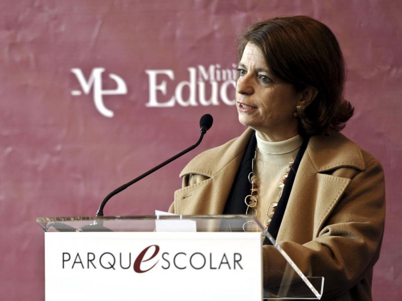 Isabel Alçada (Hugo Delgado/Lusa)