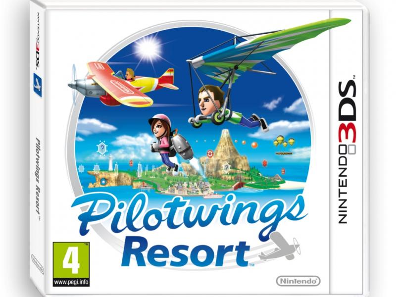 Nintendo 3DS - Pilotwings Resort