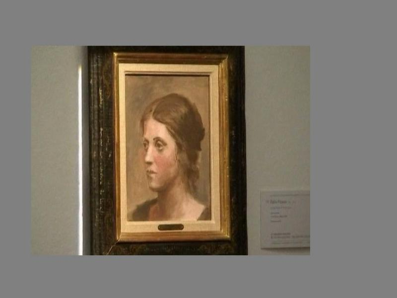 Mulher de Picasso
