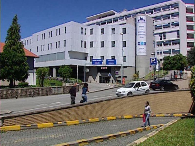 Hospital S. Marcos, em Braga