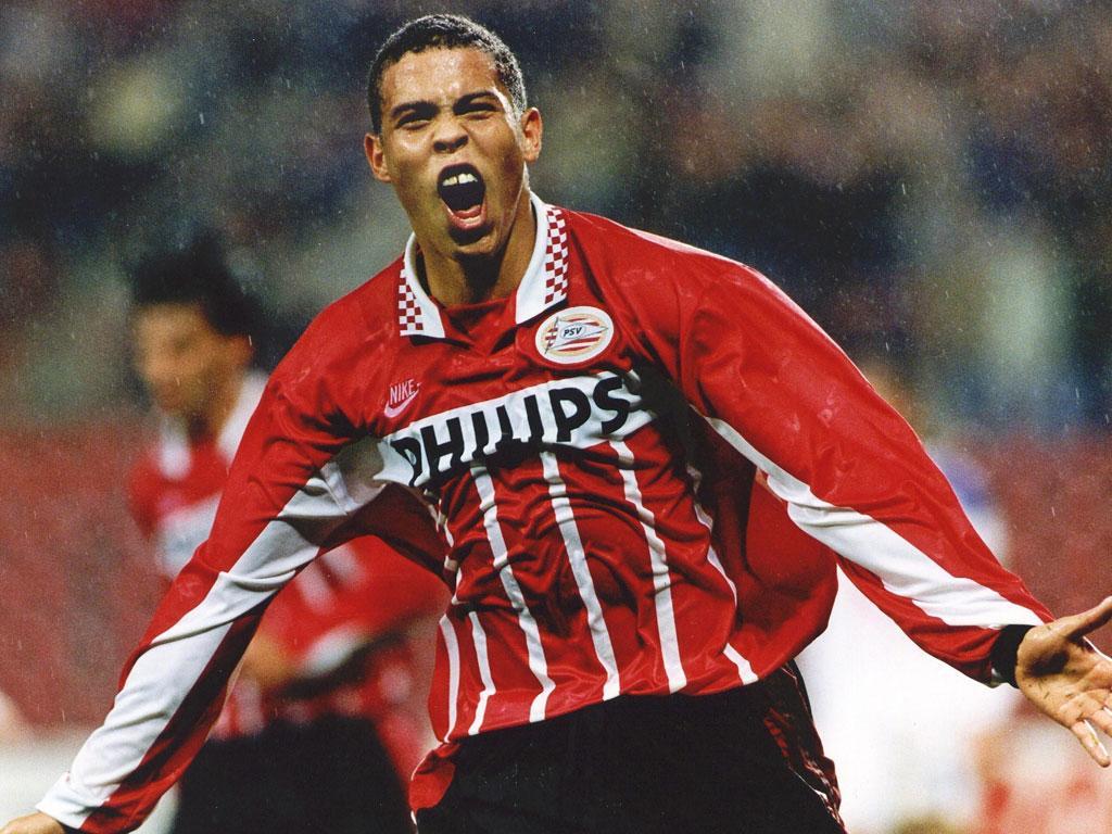 Ronaldo no PSV Eindhoven