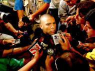 Ronaldo no centro das atenções no Mundial-2006