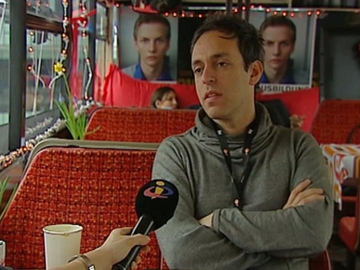 Hugo Vieira da Silva leva «Swans» a Berlim
