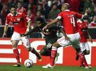 Benfica vs Estugarda (Miguel A. Lopes/LUSA)
