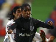 Zé António e Edgar (Paulo Cunha/Lusa)