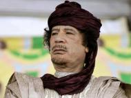 Líbia: Khadafi