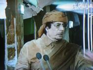 Líbia: Khadafi diz que não se demite