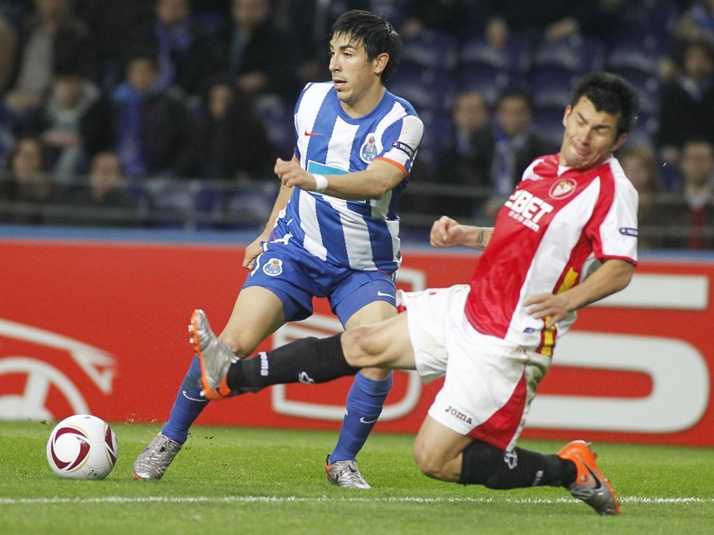 FC Porto x Sevilha (