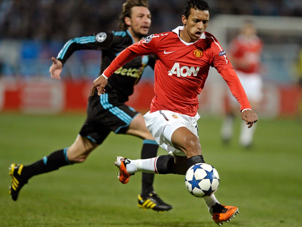 Marselha vs Manchester United (EPA/Christophe Karaba)