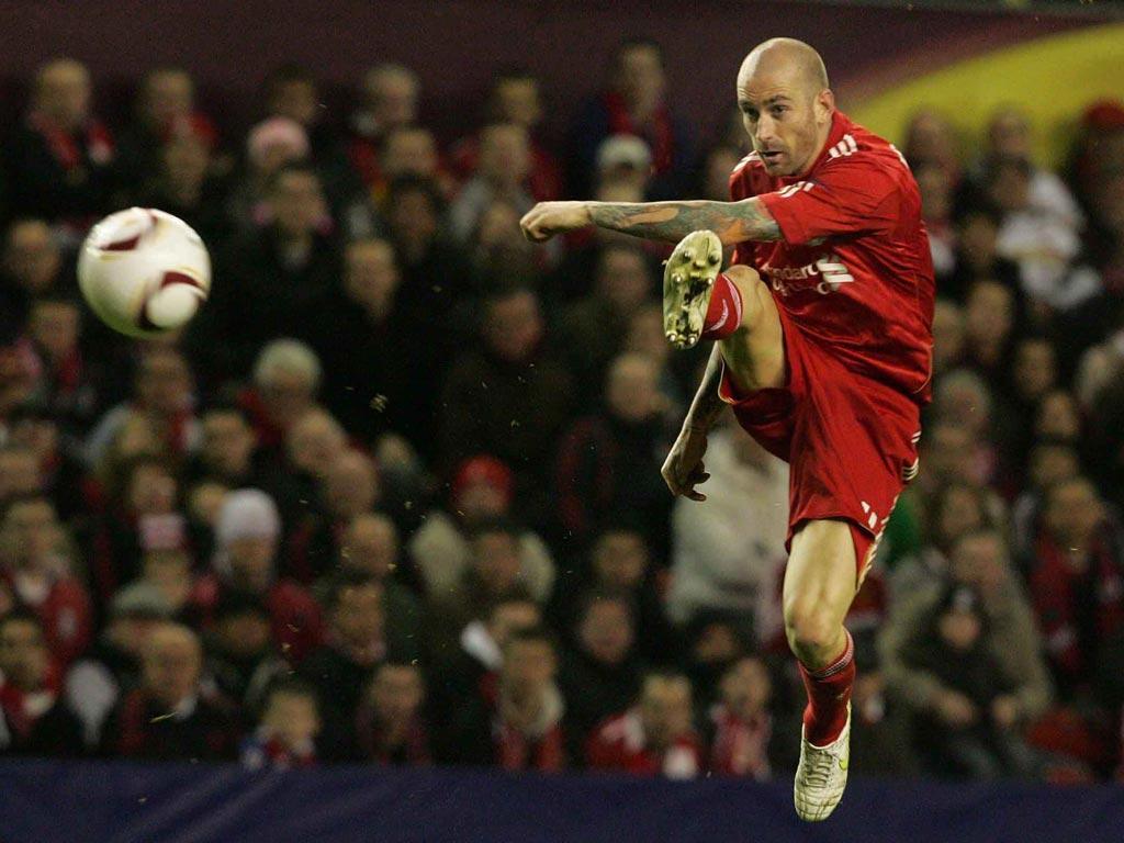Liverpool vs Sparta Praga (EPA/Lindsey Parnaby)