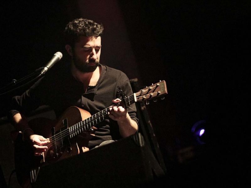 Tiago Bettencourt OK Tour em Coimbra (foto: Manuel Lino)