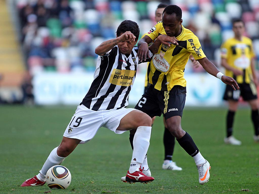Pedro Silva e Yartey (Paulo Novais/Lusa)