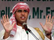 Saif al-Islam, filho de Khadafi