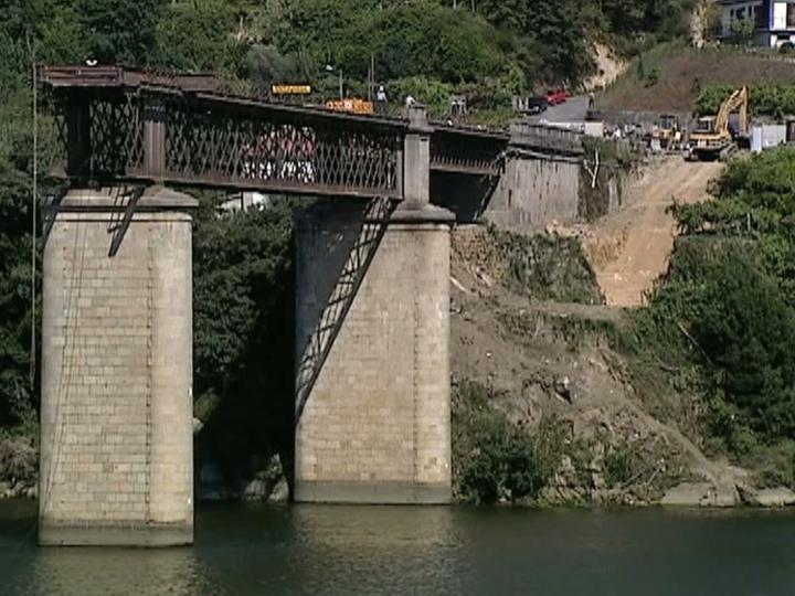 Entre-os Rios: queda da ponte foi há 10 anos