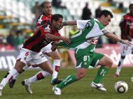V. Setúbal vs Olhanense (EPA/José Sena Goulão)