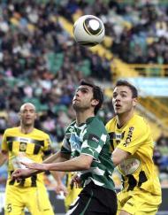 Sporting vs Beira-Mar (António Cotrim/LUSA)
