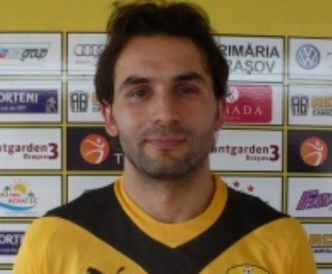 Filipe Teixeira no Brasov