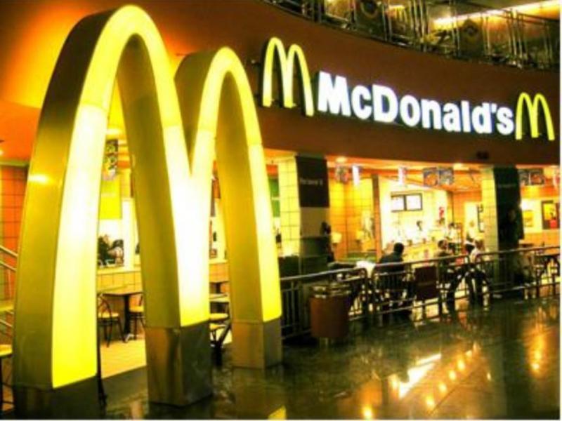 McDonalds`s
