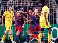 Barcelona arrasa Arsenal na Champions, sobra polémica