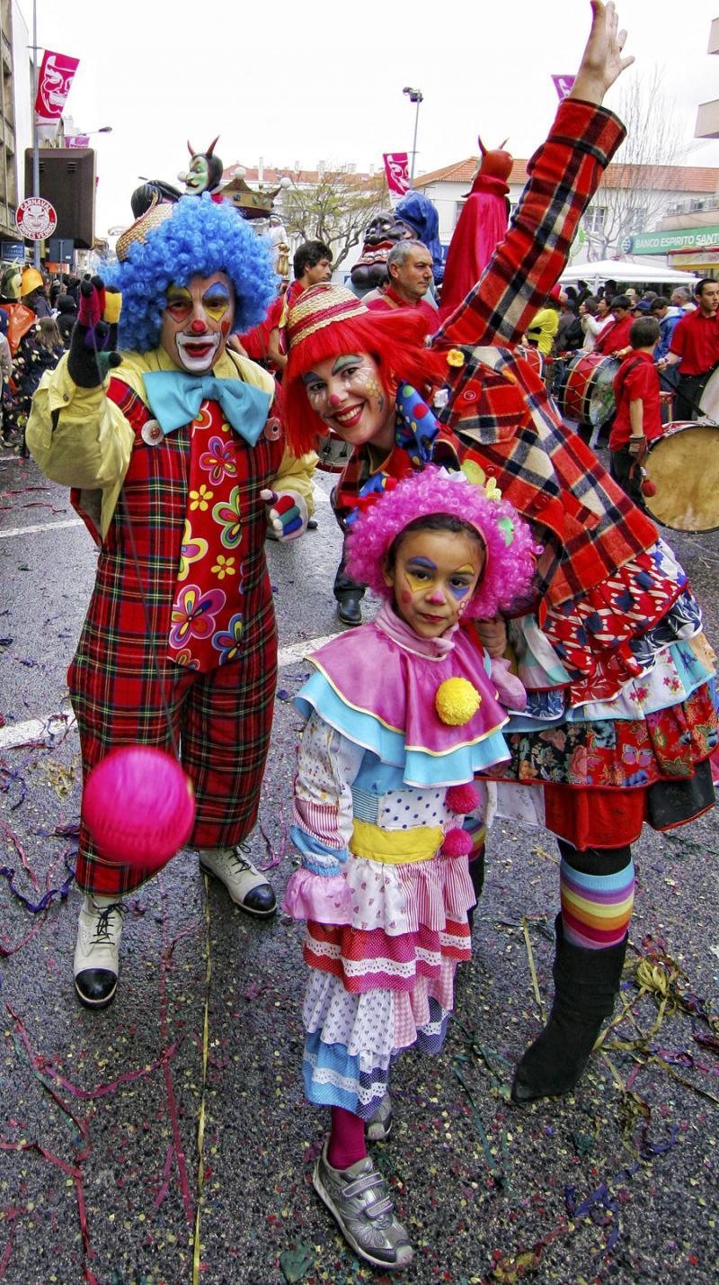 Resultado de imagem para espirito carnaval portugal
