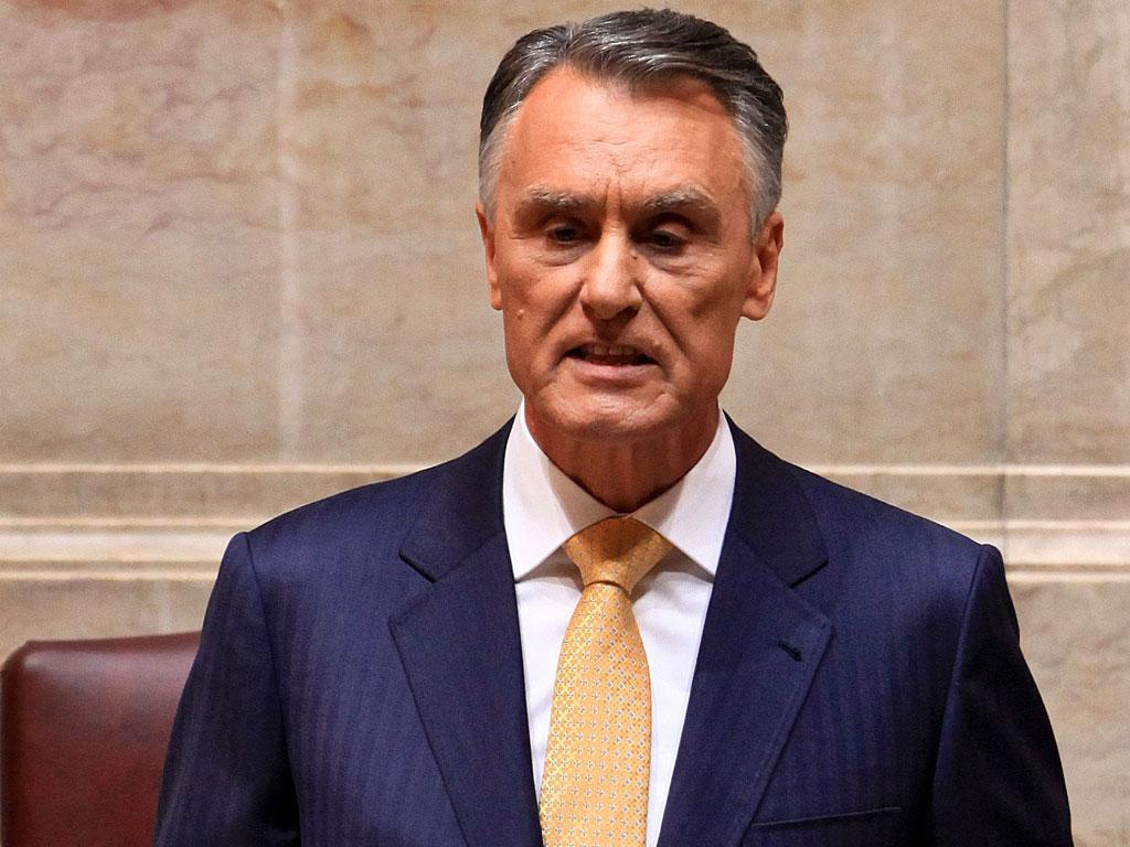 Posse de Cavaco Silva (LUSA)