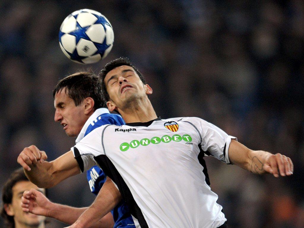 Schalke-Valência (EPA/Federico Gambarini)