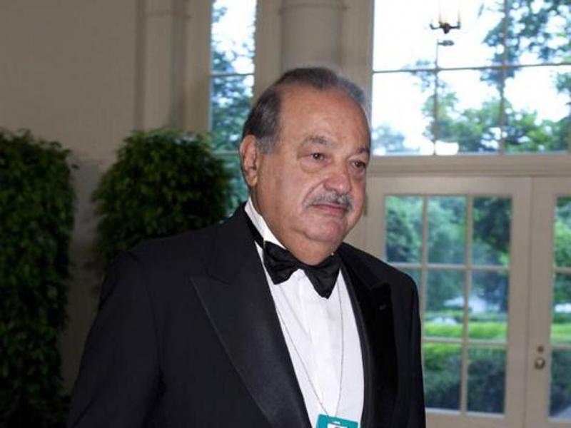 Carlos Slim é o todo poderoso: o homem mais rico do mundo segundo a Forbes