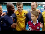 Bola na Barra com o West Ham