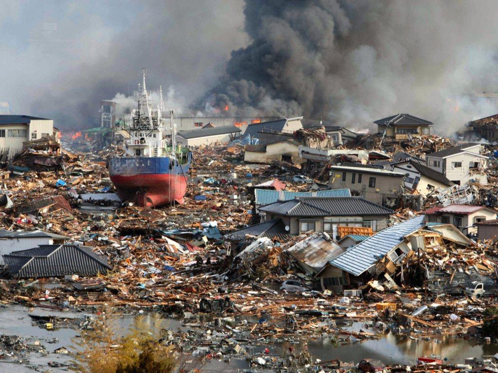 Resultado de imagem para sismo japão 2011